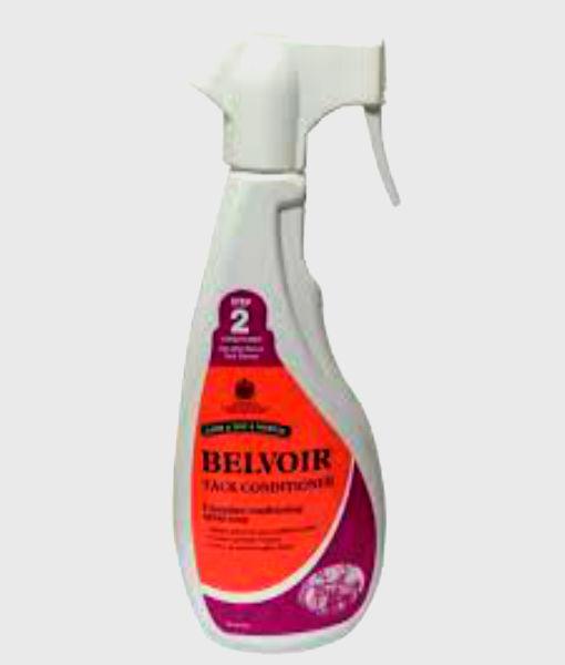 Belvoir Tack Conditioner Spray Step 2
