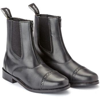 augusta jodhpur boot black