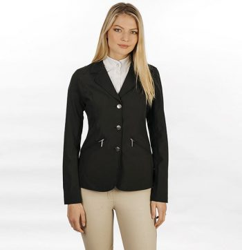Horseware Ladies competition jacket black1