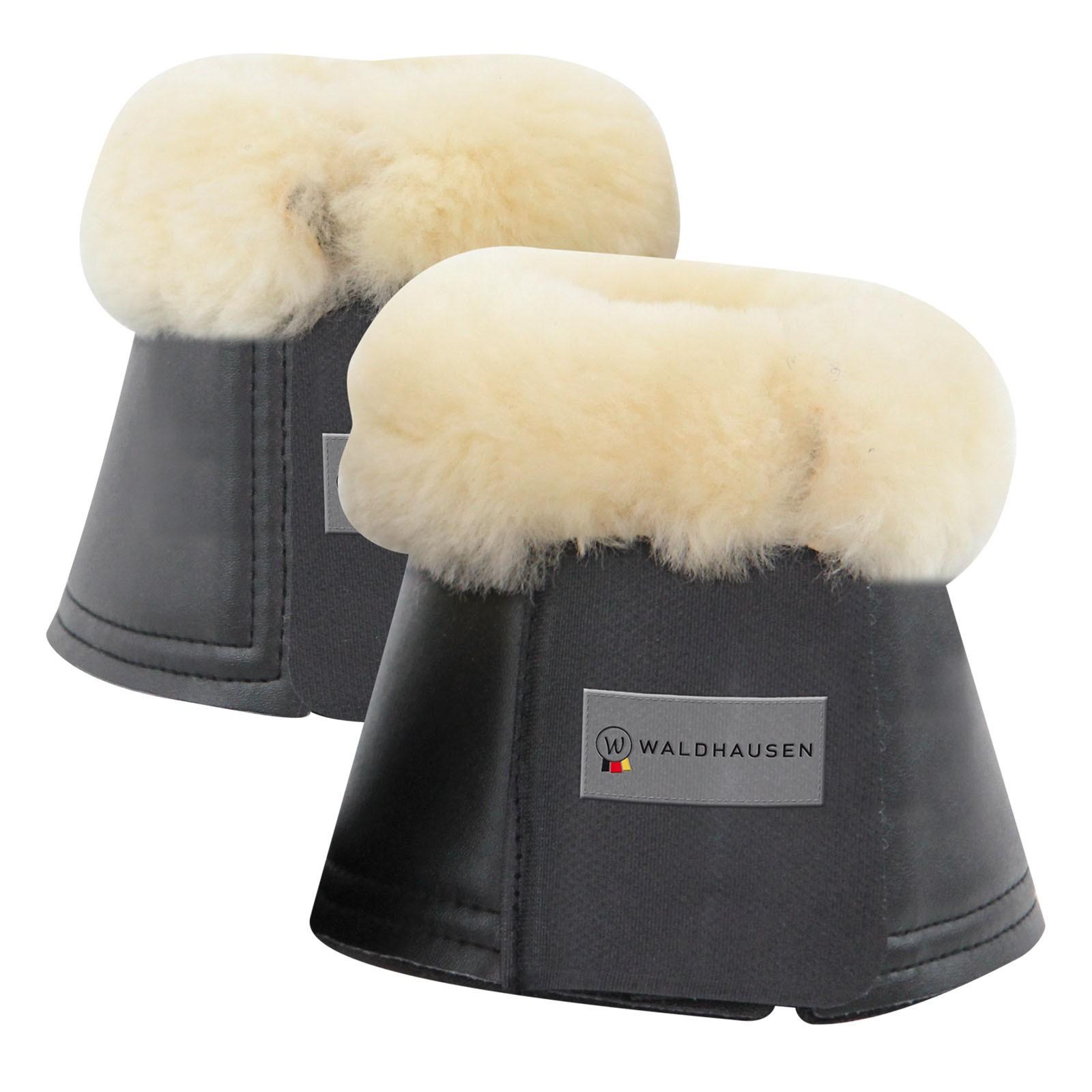 Lambskin Bell Boots