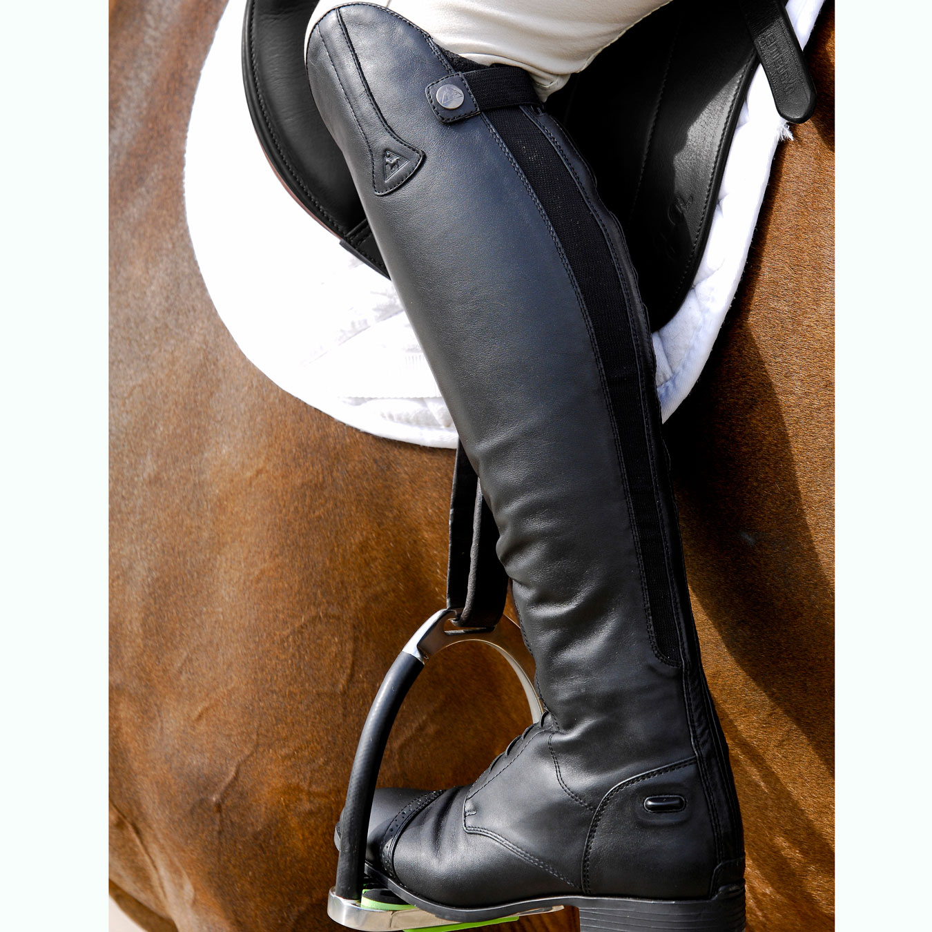 Mountain Horse Supreme High Rider Saddles And Style