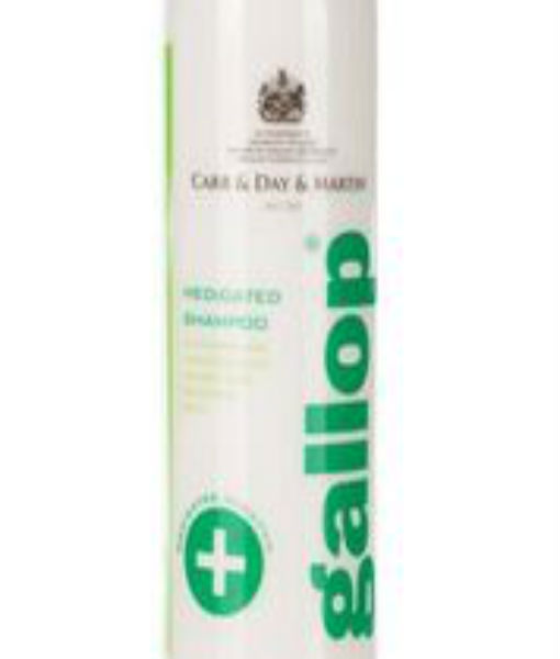 Gallop Medicated Shampoo a