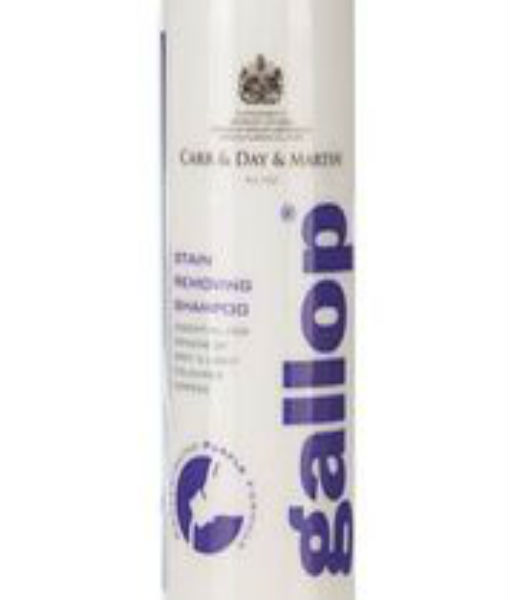 Gallop Stain Remover shampoo a