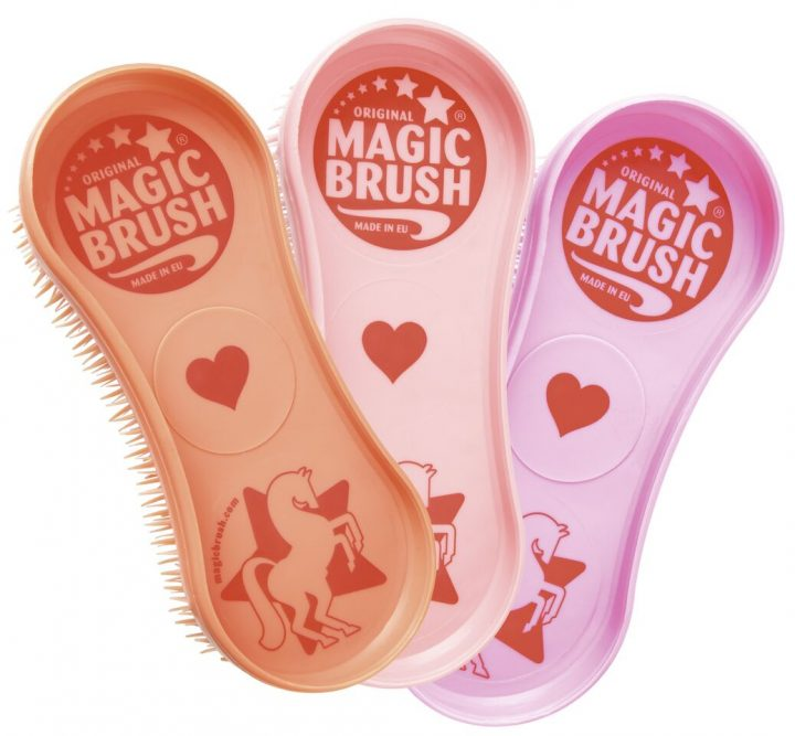 Magic Brushes true love
