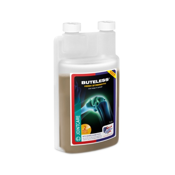 Equine America Butleless High Strength Solution 1Ltr