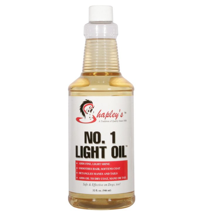 Shapleys No. 1 Light Oil