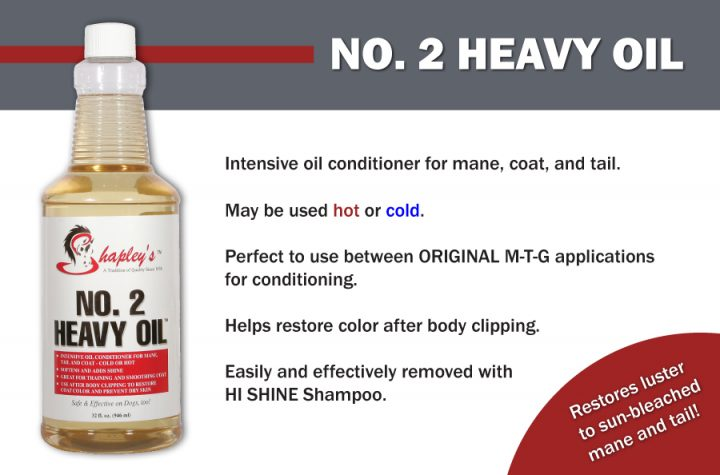 Shapleys No. 2 Heavy Oil 2