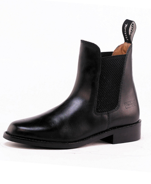 Ottowa Jodphur Boot -Black3