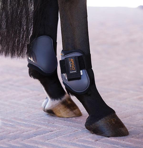 Amigo Tendon Boots Fetlock 1