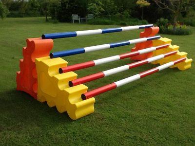 sloping blocks