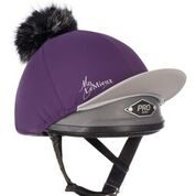 Blackcurrant Hat Silk