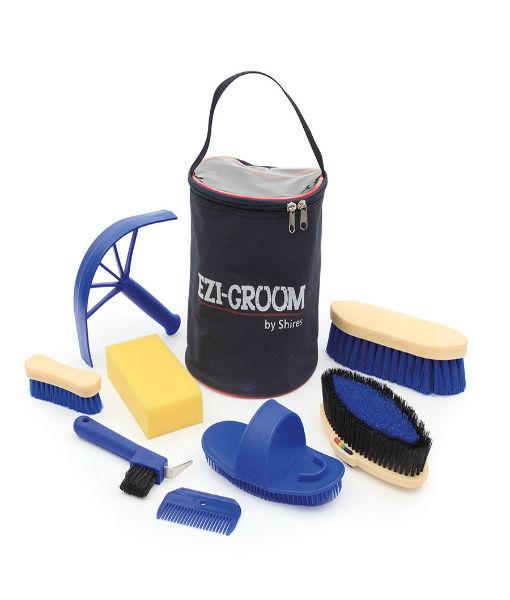 Ezi Grooming Kit Adult Blue