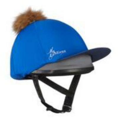 Le Mieux Hat silks benettonnavy