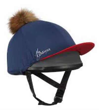 Le Mieux Hat silks blue