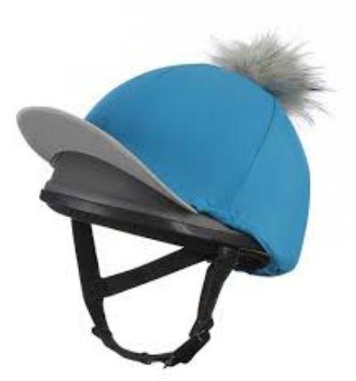 Le Mieux Hat silks teal