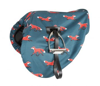 Saddle cover FoxPrint