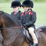 Aston Childrens Show Jacket Black