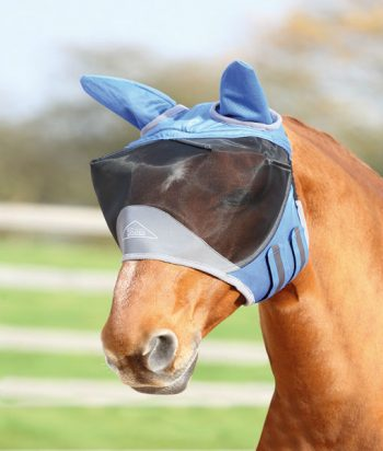 Deluxe Fly Mask with Ears