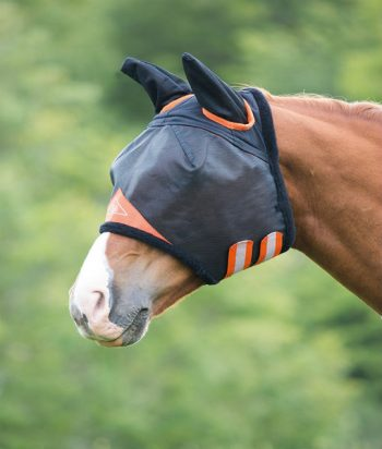 Field Durable fly mask with ears