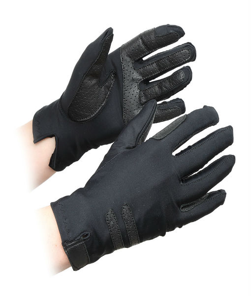 Kelsall competition gloves Black
