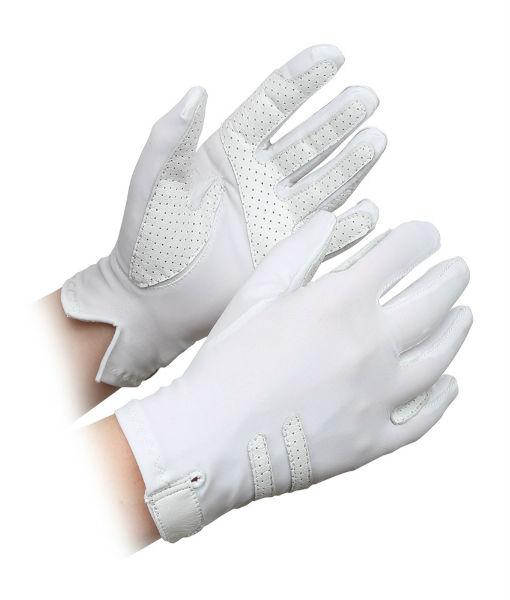 Kelsall competition gloves White