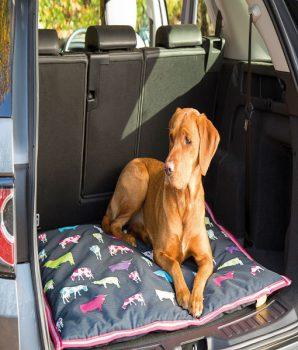 Waterproof Dog Bed COWPRT