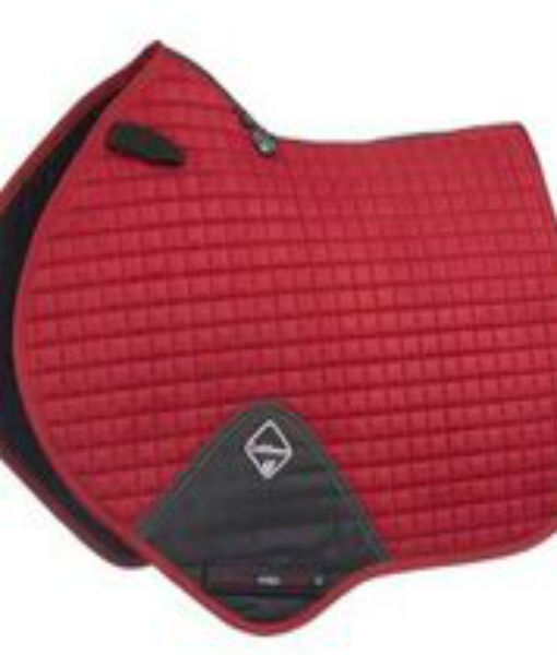 LeMieux Luxury Close Contact Berry Red a
