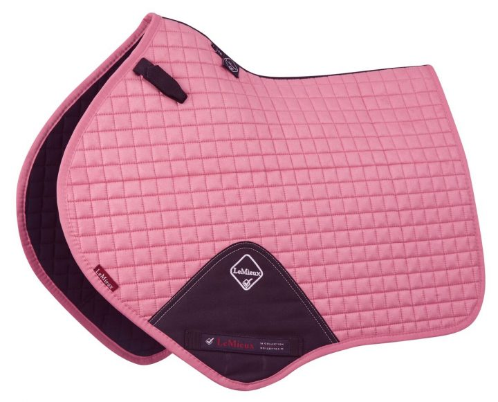 LeMieux Luxury Close Contact Blush Pink