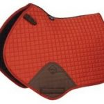 LeMieux Luxury Close Contact Burnt Orange