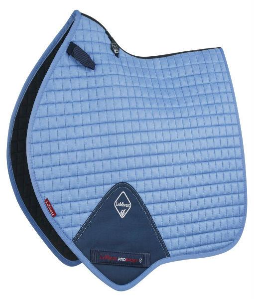 LeMieux Luxury Close Contact Corn Blue a