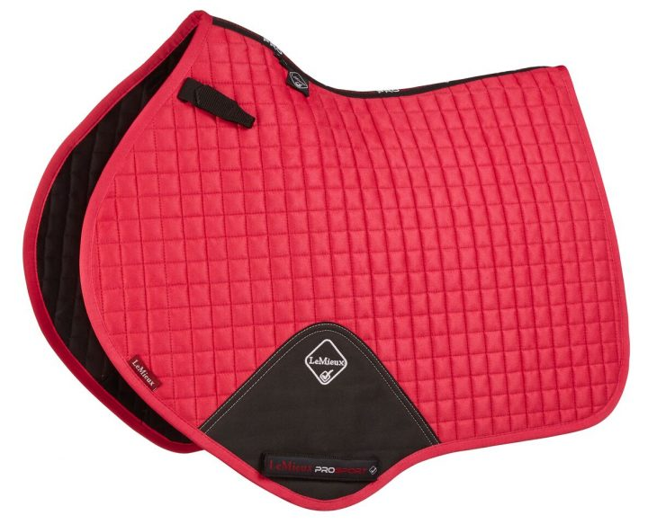 LeMieux Luxury Close Contact Fuschia