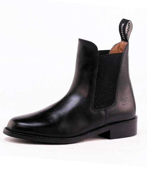 Ottowa Jodhpur Boot-Black3
