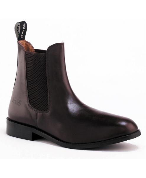 Ottowa Jodhpur Boot-Brown3