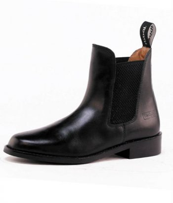 Ottowa Jodphur Boot-Black