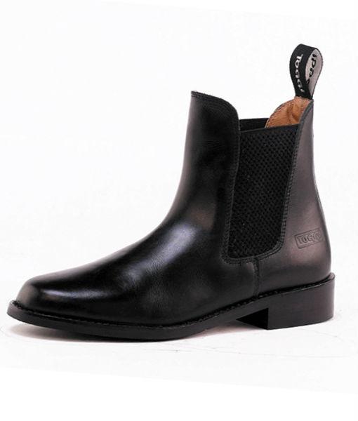 Ottowa Jodphur Boot-Black
