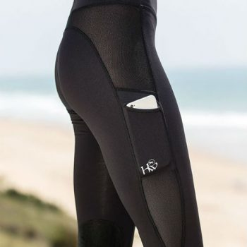 Riding Tights Black 1