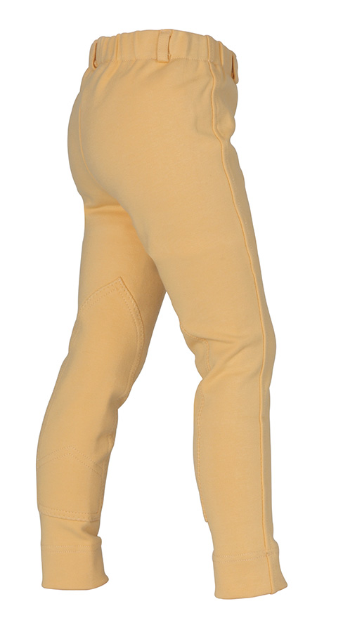 kids jodhpurs canary