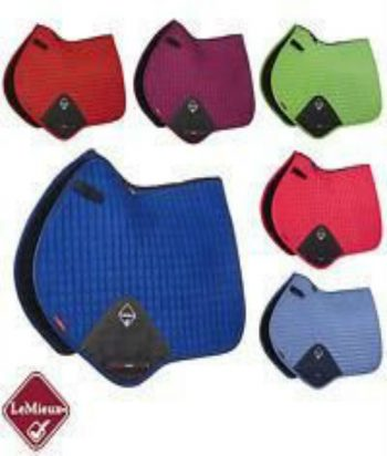 lemieux close contact saddle pad a