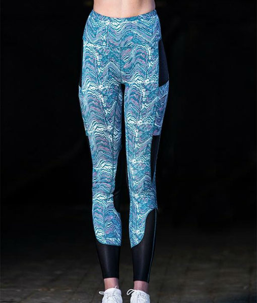 riding tights marble 1