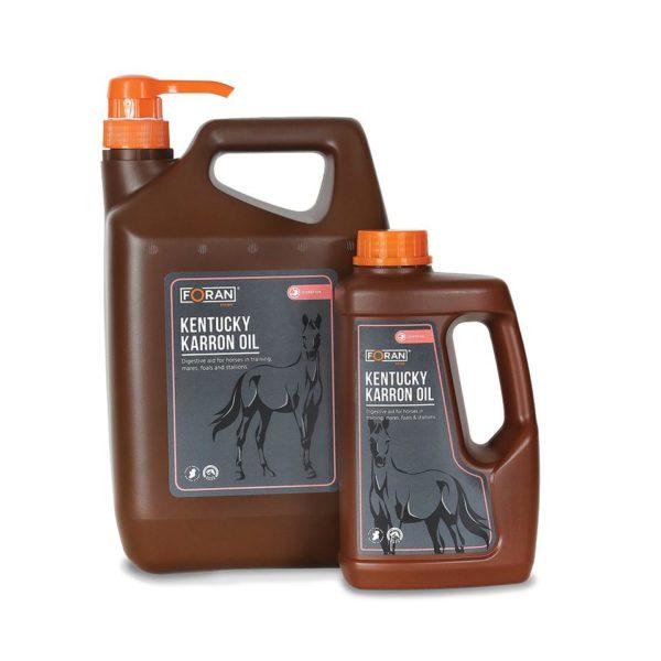 Kentucky Karron Oil
