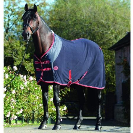 Weatherbeeta Fleece Cooler Standard Neck Saddles And Style