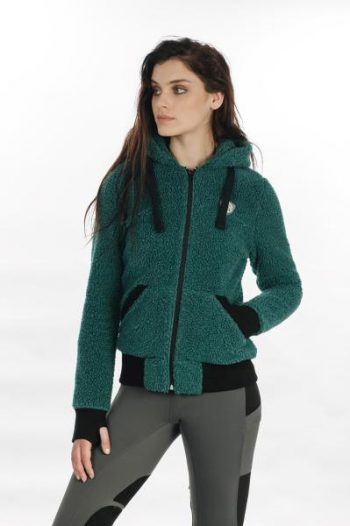 Fluffy Softie Ladies Fleece 1