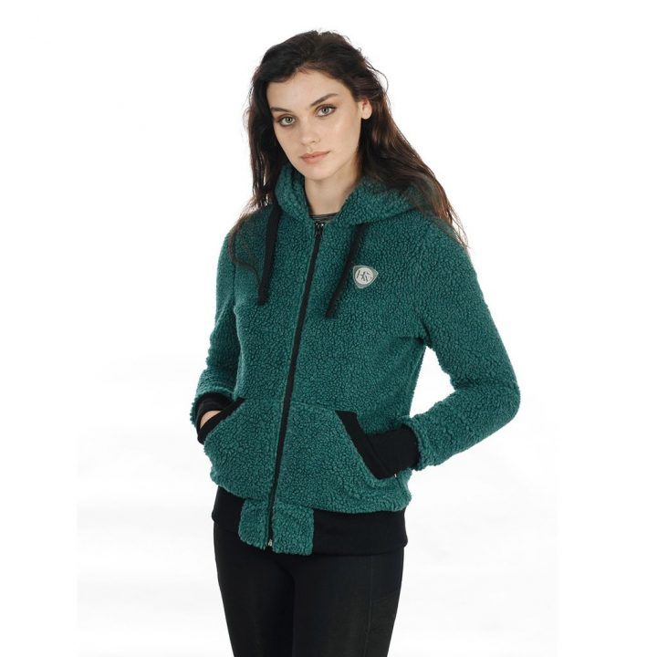 Fluffy Softie Ladies Fleece 2