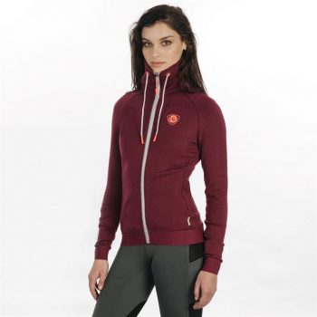 Ida High Neck Zip Top 2