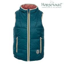 Reversable kids Gilet