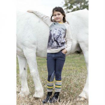 Horsewear Sweatshirt Print kids