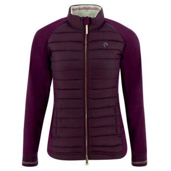 Equi Theme jacket plum 1