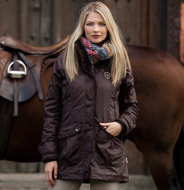 Elina Parka Jacket 2