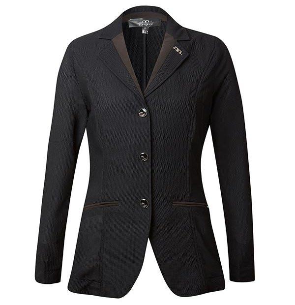 Ladies Motion Lite Jacket Black 1