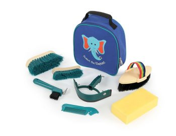 Tikaboo Grooming Kit Elephant